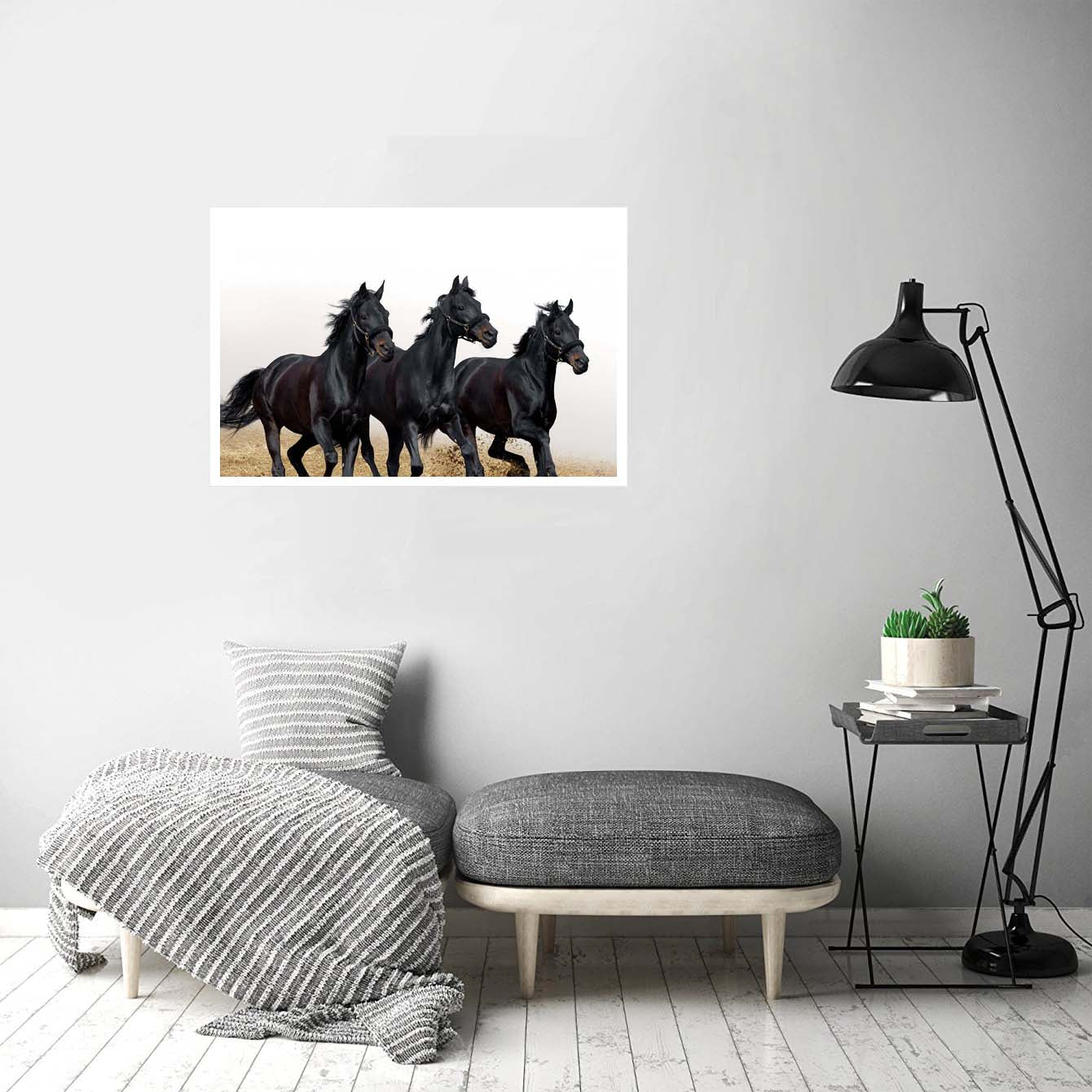 Horses Animal Posters
