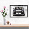 Rolls-Royce Car Bike Glass Framed Posters & Artprints