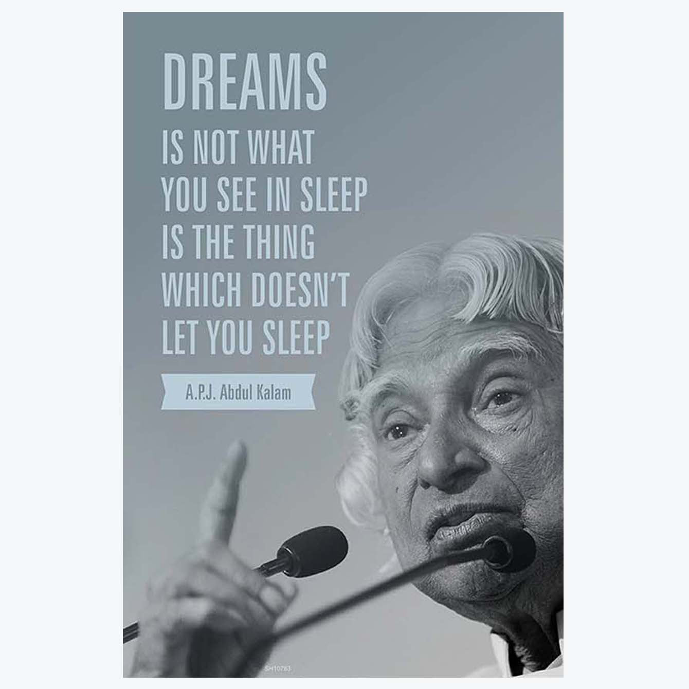 Apj Abdul Kalam Motivational Posters