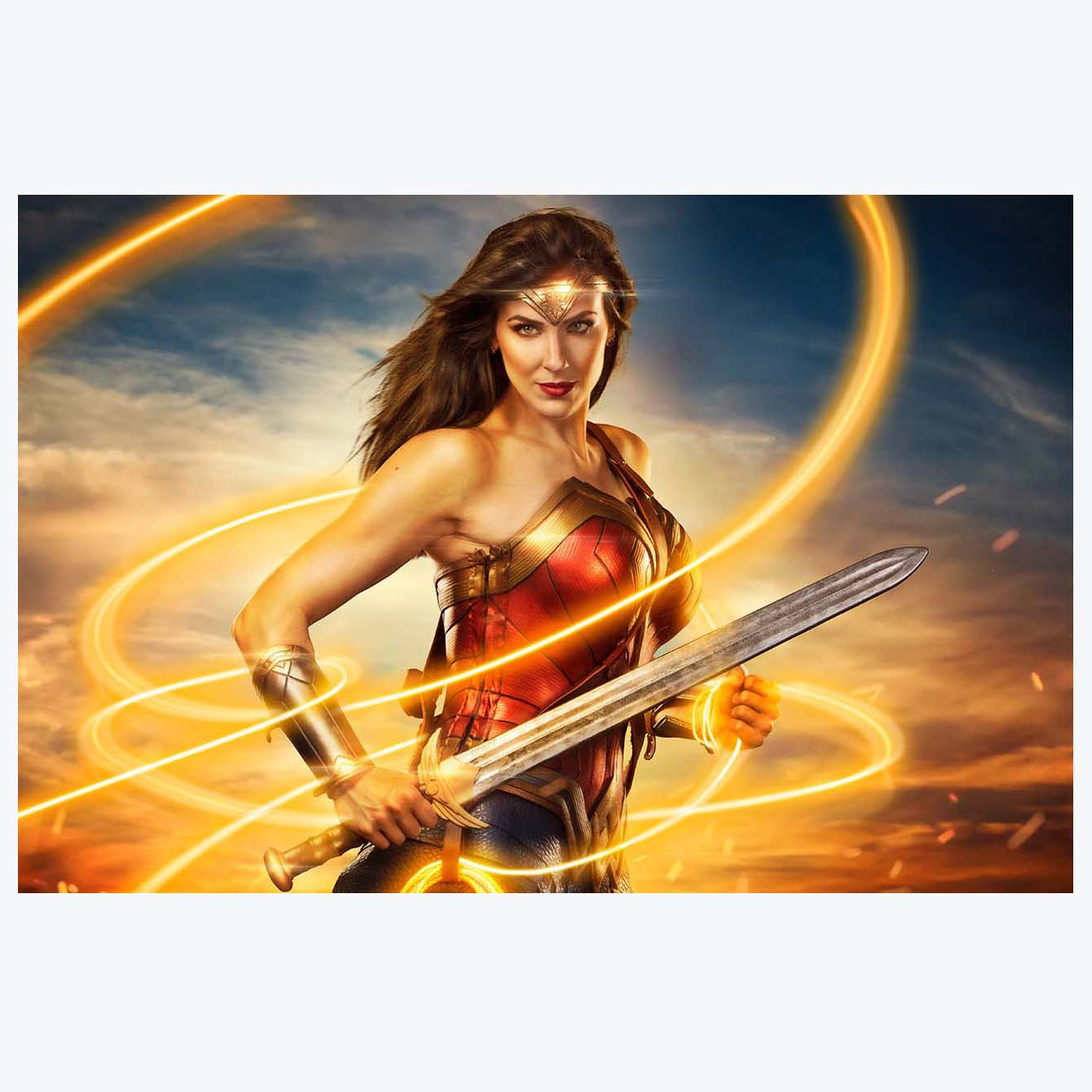 Wonder Women Photography Posters