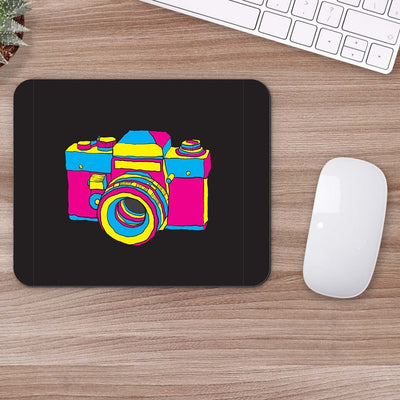 Buy Camera Pop Art Mouse Pads Online