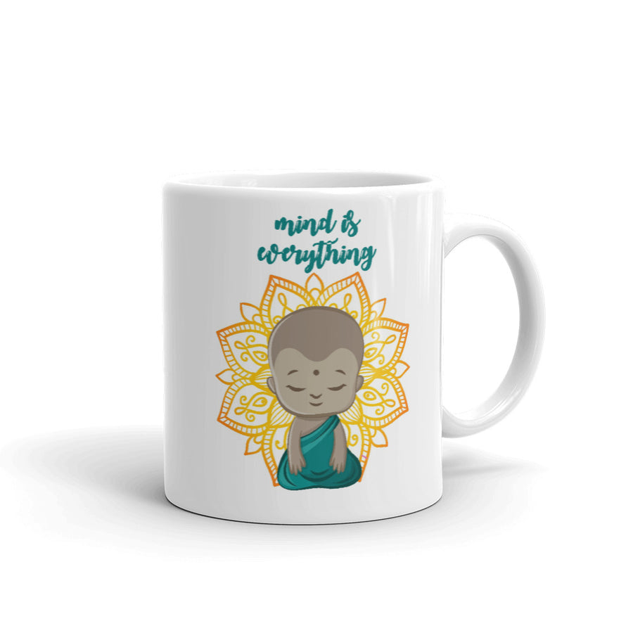 Mind Is Everything Mug