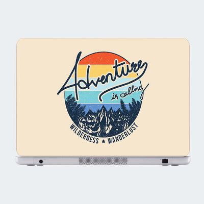 Eventuality Typography Laptop Skin Online