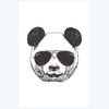 cool Panda Cartoon Posters