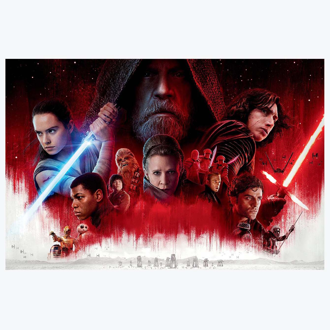 Star Wras The Last Jedi Movies Posters