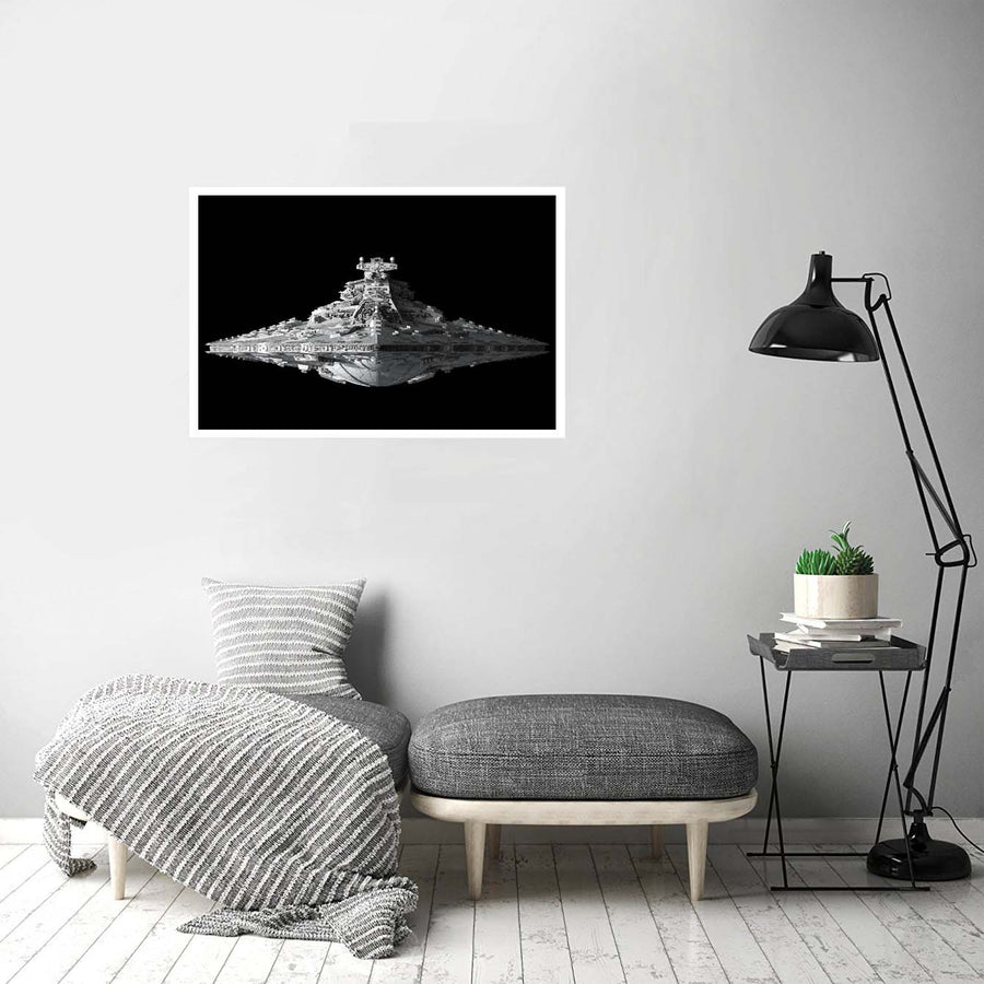 Star Wars Imperial Ship