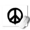 Make Peace Mouse Pad