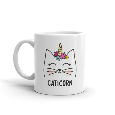 Caticorn Humour Coffee Mug