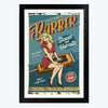 Barber Framed Poster