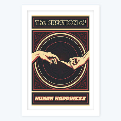 Creation Framed Poster