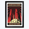 Architacture Framed Poster