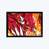 groudon evolution Framed Poster