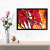 groudon evolution Comic Glass Framed Posters & Artprints