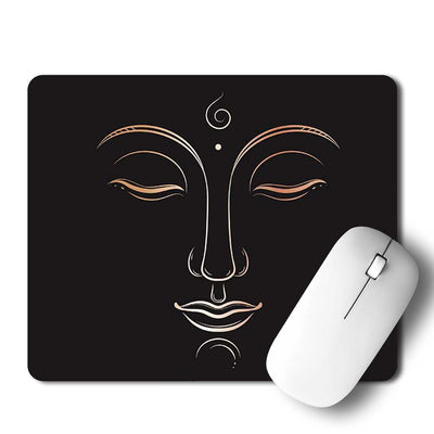 Women Sketch Mouse Pad
