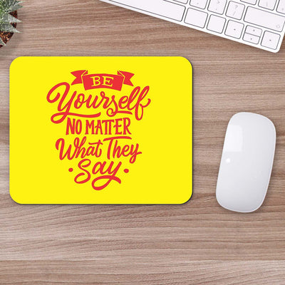 Buy Be Your Self Gym Mouse Pads Online