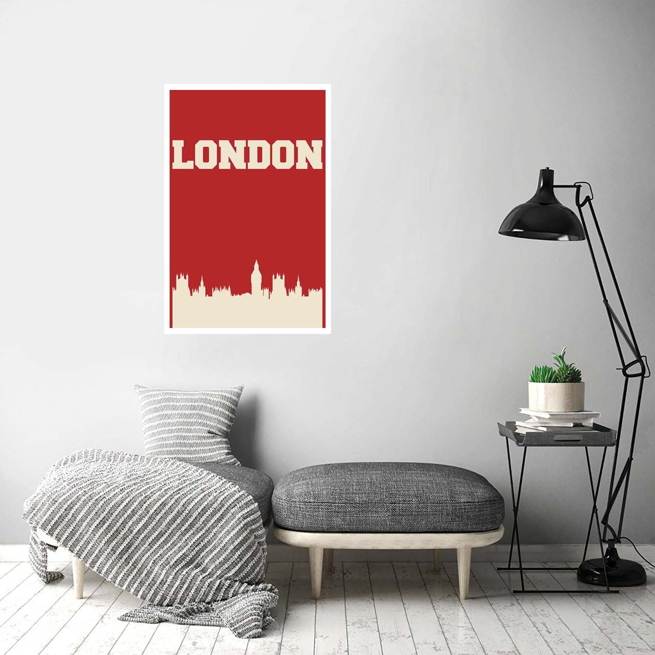 London Cities Posters