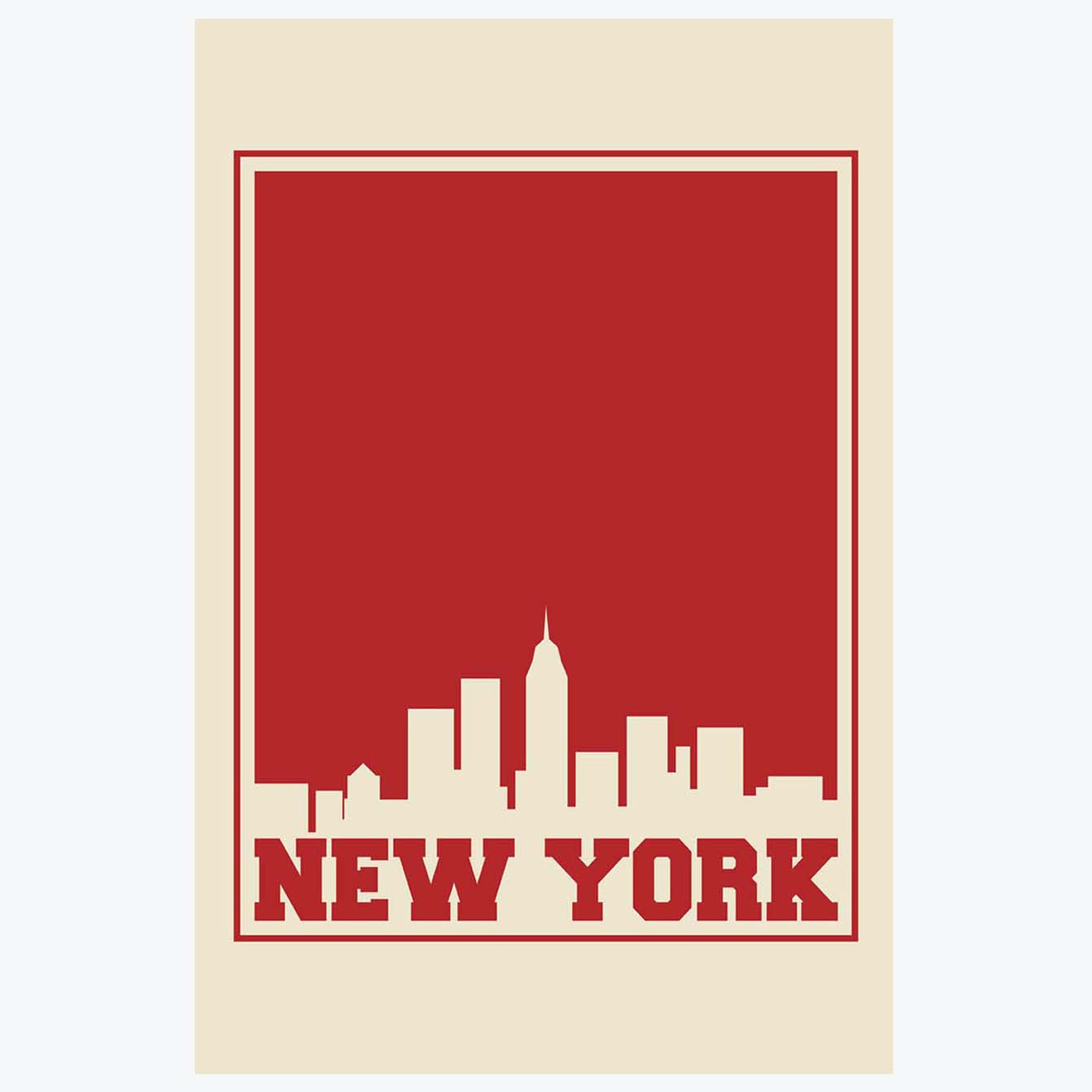 New York Cities Posters