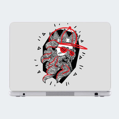 Swag Humour Laptop Skin Online