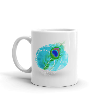 Lord Krishna Spritual Coffee Mug