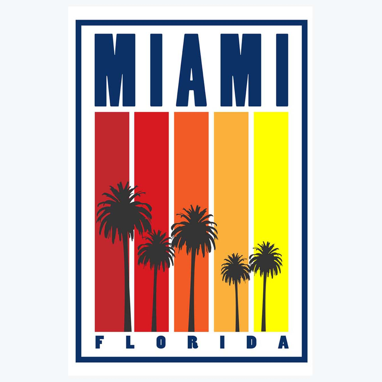 MIami Cities Posters