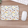 Buy Unicorn Peace Animal Mouse Pads Online