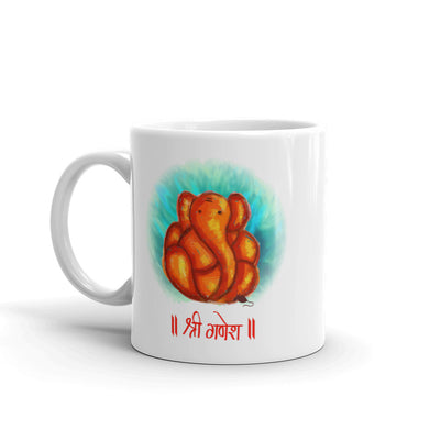 Shree Ganesh Spritual Coffee Mug