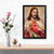 Jesus Spritual Glass Framed Posters & Artprints