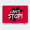 Can't Stop Motivational Laptop Skin Online