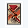 Love Fitness Framed Poster
