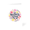 MOthers Day Flower Greeting Card Online