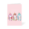 Unicorn Animal Greeting Card Online