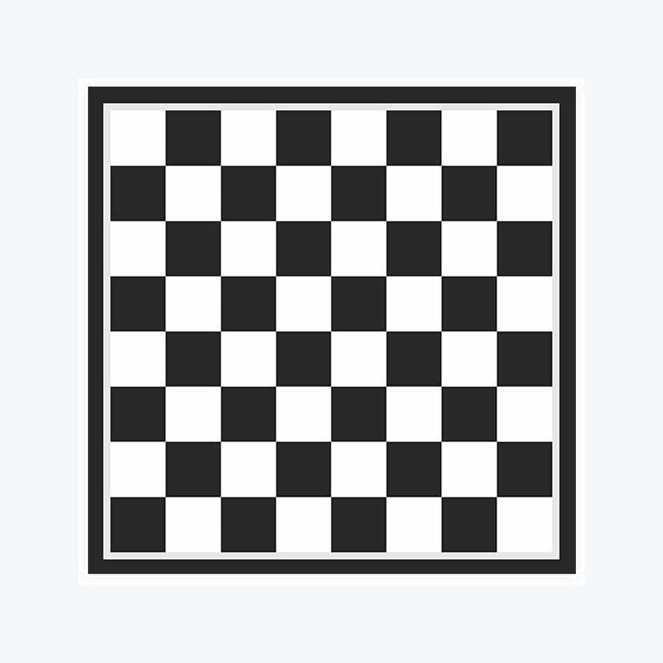 Chess Board Sticker