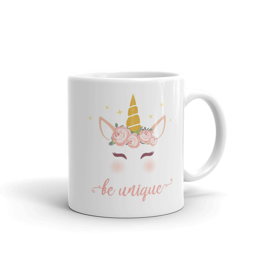 Unicorn Be Unique Mug