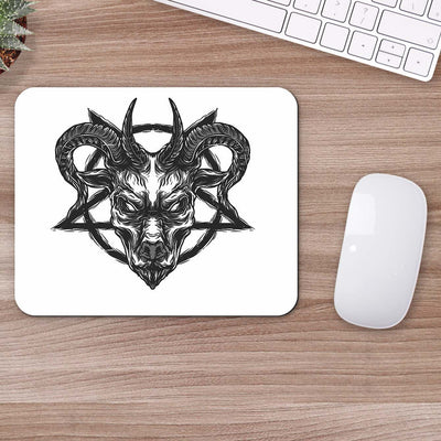 Buy Death Goat Abstract Mouse Pads Online