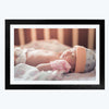 Sleeping Baby Framed Poster
