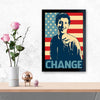 Change Motivational Glass Framed Posters & Artprints