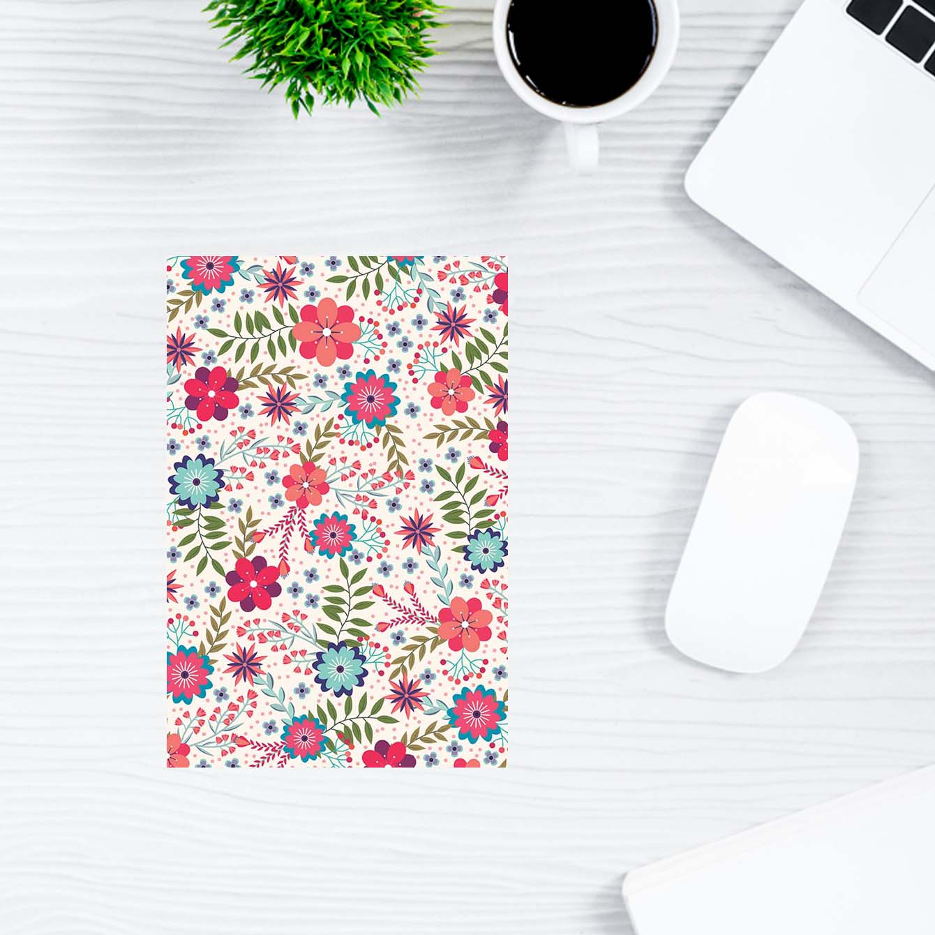 Floral Flower Post Cards Online