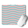 Line Pattern Mouse Pad