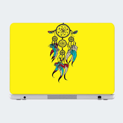 Dream Catcher Boho Abstract Laptop Skin Online