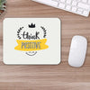 Buy Think Positive Typography Mouse Pads Online
