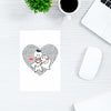Love Couple Typography Post Cards Online