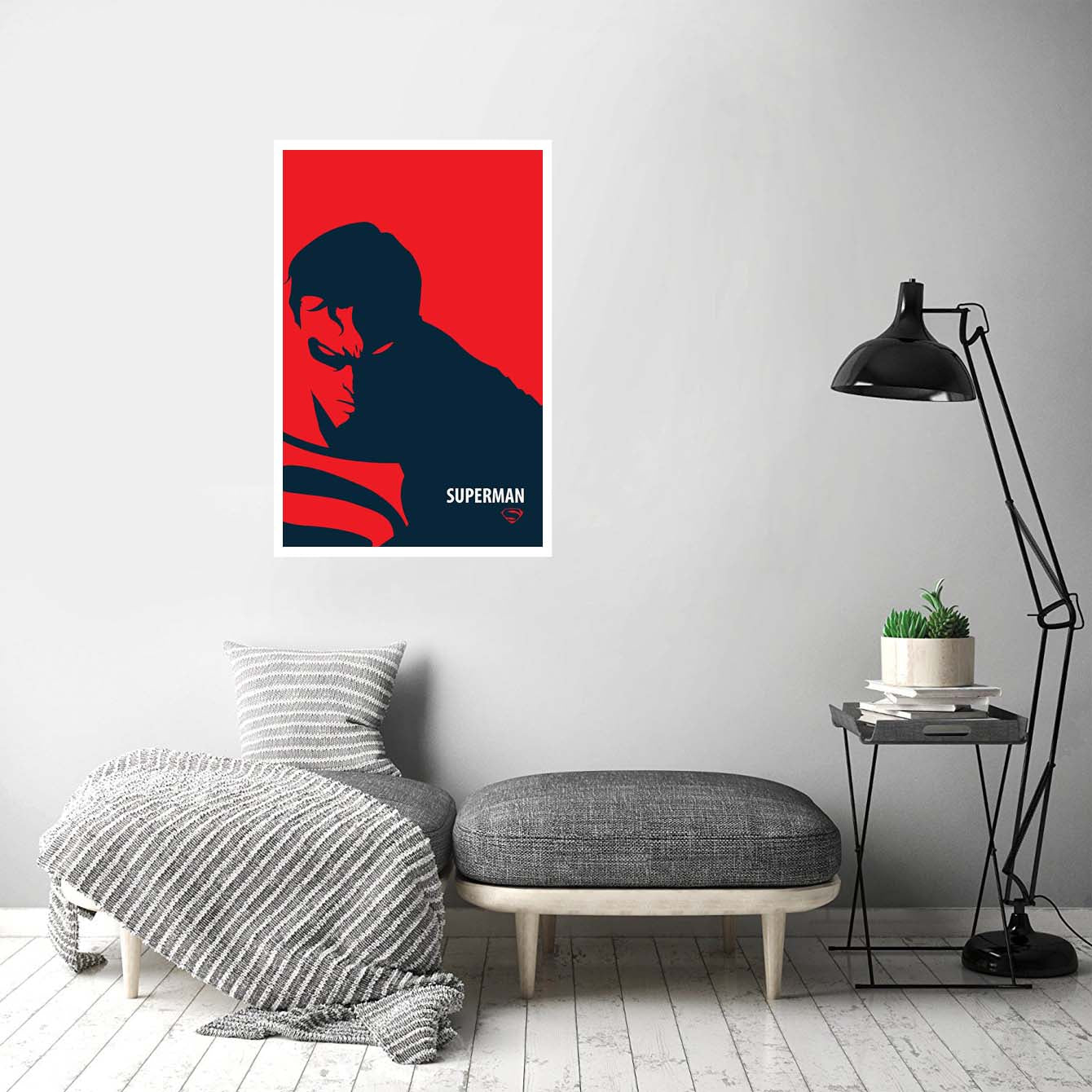 Superman Pop Art Posters