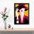 Pop Boy Pop Art Glass Framed Posters & Artprints
