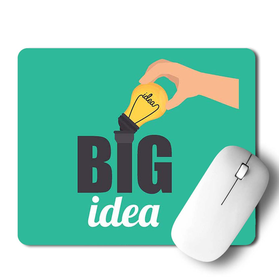 Big Idea Mouse Pad