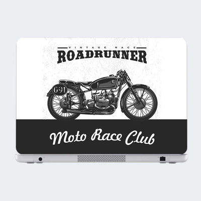 Bike Road Runner Bike Laptop Skin Online