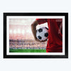 Football Gaming / Sports Framed Poster