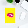 Lips Beating Pop Art Post Cards Online