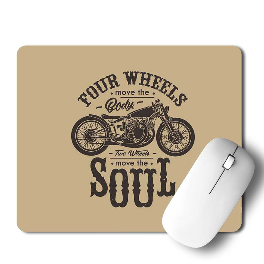 Bike Lover Mouse Pad