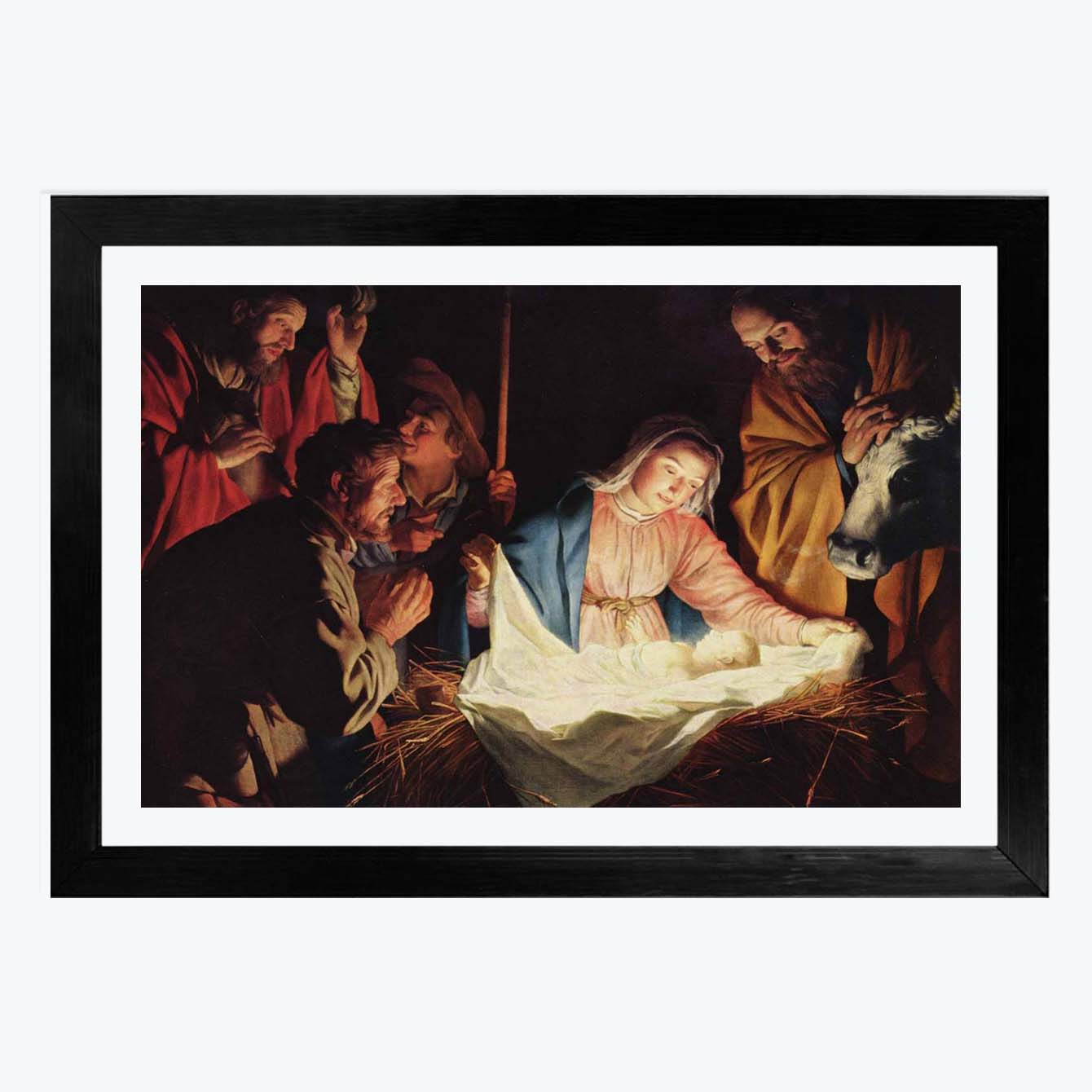 God Gifts Framed Painting
