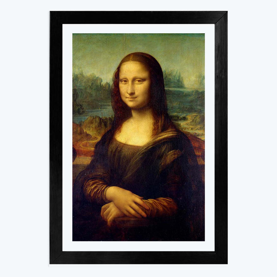 Monalisa Framed Painting
